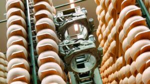Пищевые смазки для молочной промышленности